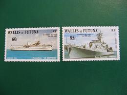 WALLIS POSTE ORDINAIRE N° 279/280 NEUFS ** LUXE COTE YVERT 4,60 EUROS - Unused Stamps