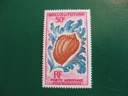 WALLIS POSTE AERIENNE N° 18 NEUF ** LUXE COTE YVERT 12,00 EUROS - Unused Stamps