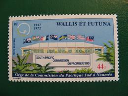 WALLIS POSTE AERIENNE N° 41 NEUF ** LUXE COTE YVERT 8,00 EUROS - Unused Stamps