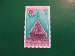 WALLIS POSTE AERIENNE N° 42 NEUF ** LUXE COTE YVERT 9,15 EUROS - Unused Stamps