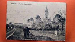 CPA. Temesvar Piarista Fögimnäzium.     (R3.255) - Hungary