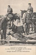 Guerre Balkanique - La Reine Eleonore De Bulgarie Sur Les Champs De Bataille - Militaria - Bulgaria