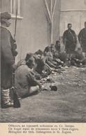 Guerre Balkanique - Un Frugal Repas De Prisonniers Turcs à Stara Zagora  - Militaria - Bulgaria