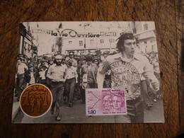 Syndicalisme Syndicat C G T Marche Des Facteurs 82 - Unclassified
