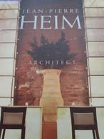 Architect JEAN-PIERRE HEIM Visual References Publications 2003 - Architettura