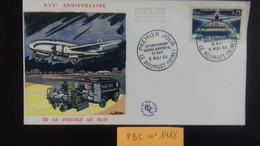 FRANCE  N°1418 FDC  1er Jour Du 9/5/1964 - 1960-1969