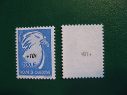 NOUVELLE CALEDONIE YVERT POSTE ORDINAIRE N° 964a NEUF** LUXE - MNH -  VARIETE - COTE 25,00 EUROS - Unused Stamps