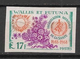 Wallis Et Futuna - 1968 - N°Yv. 172 - OMS - Non Dentelé / Imperf. - Neuf Luxe ** / MNH / Postfrisch - Unused Stamps