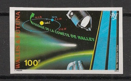 Wallis Et Futuna - 1986 - PA N°Yv. 149 - Comète De Halley - Non Dentelé / Imperf. - Neuf Luxe ** / MNH / Postfrisch - Unused Stamps