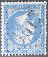 22 Obl GC 1617 Gamaches (76 Sommes ) Ind 4 : Frappe TB Centrée - 1849-1876: Classic Period