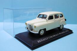 Altaya / Ixo - RENAULT COLORALE PRAIRIE 1952 Crème BO 1/43 - Andere