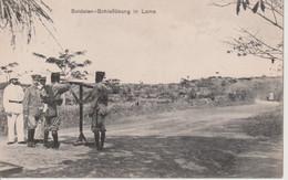 LOME - SOLDATEN SCHIESSÜBUNG - Togo