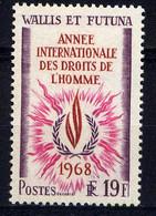 WF - 173** - ANNEE INTERNATIONALE DES DROITS DE L'HOMME - Unused Stamps