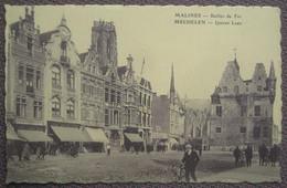 Mechelen / Malines - Ijzeren Leen / Bailles De Fer / Fahrrad! - Mechelen