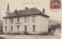 71. MARMAGNE. ECOLE DE FILLES. 1925. - Otros Municipios