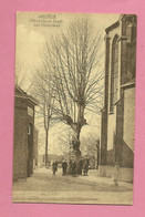 C.P Melsele  =  Mirakuleuze  Linde  Van Gaverland - Beveren-Waas