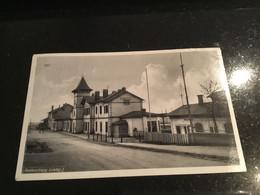 Bettembourg - La Gare Envoyée Au RAD Adelnau 1942 - Altri