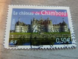 Le Château De Chambord - 0.50 € - Multicolore - Oblitéré - Année 2004 - - Used Stamps