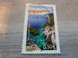 Les Calanques De Cassis - 0.50 € - Multicolore - Oblitéré - Année 2004 - - Used Stamps