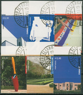 Portugal 2005 Zeitgenössische Kunst Serralves-Museum 3005/10 Gestempelt - Used Stamps
