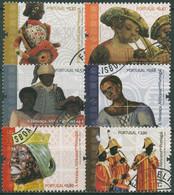 Portugal 2009 Kunst Afrikanischer Einfluss Kunstgegenstände 3397/02 Gestempelt - Used Stamps