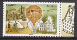 N° 84a Ballon Monté Faciale 4,64 € Issu De Min Feuille - 1960-.... Nuovi