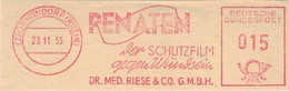 22a Rhöndorf Rhein 1955 - Penaten Der Schutzfilm Gegen Wundsein - Dr. Med. Riese & Co - Medicina
