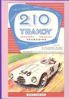BUVARD  : Tranoy  Voiture OSCA 1500 CM3 - Perfume & Beauty