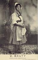 Montegnée Paysanne Originale V. Balty  Travesti Imp. Lambert - Saint-Nicolas