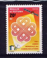 WF - 305** - ANNÉE MONDIALE DES COMMUNICATIONS - Unused Stamps
