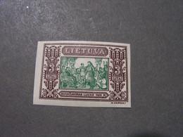 Litauen 1932  Michel 339 B  ** MNH - Litouwen