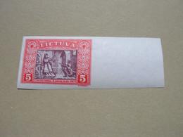 Litauen 1932  Michel 332B  ** MNH - Litouwen