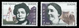 ALAND Nr 113-114 Postfrisch X911616 - Ålandinseln