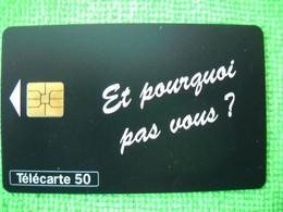 7127 Télécarte Collection 3615 TERRE ARMEE DE TERRE  6000 Emplois En 1997   50u  ( Recto Verso)  Carte Téléphonique - Army