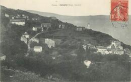 "CPA FRANCE 20 ""Corse, Canari "" - Otros Municipios"