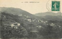 "CPA FRANCE 20 ""Corse, Centuri "" - Otros Municipios"