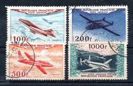 N1-7  France PA N° 30 à 33 Oblitéré  à 10 % De La Côte. A Saisir !!! - 1927-1959 Postfris