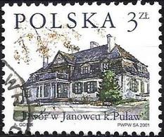 Poland 2001 - Mi 3948 - YT 3652 ( Janowiec ) - Gebruikt