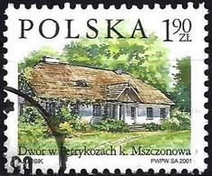 Poland 2001 - Mi 3881 - YT 3651 ( Petrykozy ) - Gebruikt