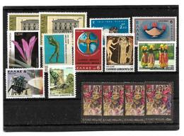Griechenland Lot 001 / Ungebraucht, Ohne Gummi (15 Werte) - Collections
