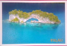 Rock Island Arch , Palau - Palau