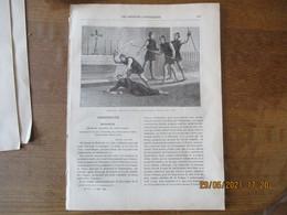 LES MISSIONS CATHOLIQUES DU 17 AOUT 1883 COCHINCHINE,CONSTANTINOPLE,ANNAM TYPES D'INDIGENES ET SPECIMENS DE VEGETAUX,LIB - Riviste - Ante 1900