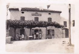PHOTO 6.4 X 4.6 -   BIDART  ( 64 ) Restaurant Raymond - Aout 1934 - Places