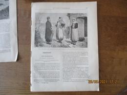 LES MISSIONS CATHOLIQUES DU 14 SEPTEMBRE 1883 SYRIE MARONITE DU LIBAN,JAPON SEPTENTRIONAL MENDIANT DU LIBAN,RECITS INDIE - Riviste - Ante 1900