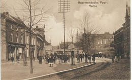 VENLO : Roermondsche Poort - TRES RARE CPA - Cachet De La Poste 1914 - Venlo