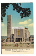 Hiroshima - Peace Memorial Church - C1950's Japan Postcard - Hiroshima