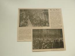 """Origineel Knipsel ( 4173 ) Uit Tijdschrift """" Ons Volk """" 1923 : Sint - Truiden   St. Trond - Unclassified"""