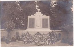 Militaire - Militaria  : Guerre 1914-18 : Monument Aux Morts : à IDENTIFIER : Carte Photo - Monumenti Ai Caduti