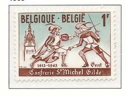NB - [150159]SUP//**/Mnh-N° 1246, Les Mousquetaires, SNC - Unused Stamps