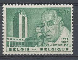 NB - [150208]SUP//**/Mnh-N° 1270, Henry Van De Velde, Personnalité Belge, SNC - Unused Stamps